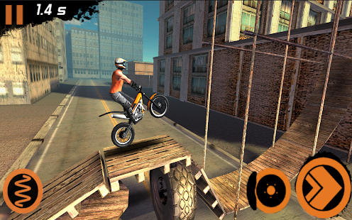 Trial Xtreme 2 Free - screenshot thumbnail