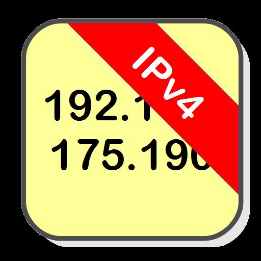 IPv4 widget LOGO-APP點子