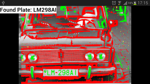 License Plate Reader ANPR