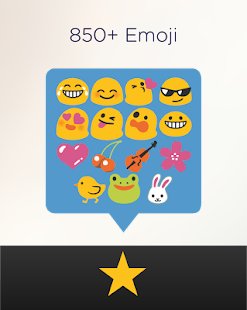 Minuum Keyboard Free + Emoji Screenshot 11
