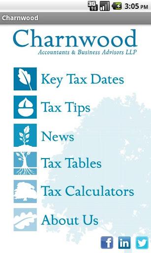 Charnwood TaxApp