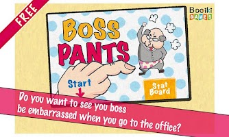 Screenshot of Boss love to take off pants!