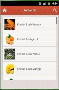 Khasiat Buah Untuk Kesehatan- screenshot thumbnail