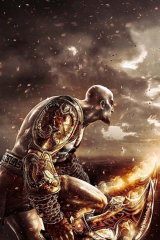 God Of War HD Live Wallpaper