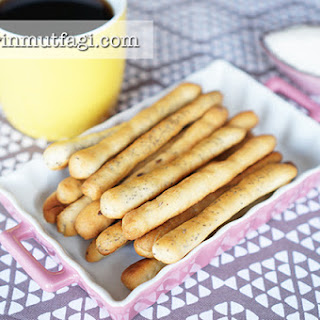 Grissini (Breadsticks).