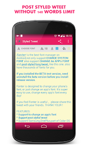 Fonter Pro - Best Font manager v1.7