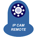 IP Cam Remote with Audio icon