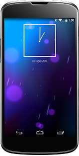 Jelly Clock Widget - screenshot thumbnail