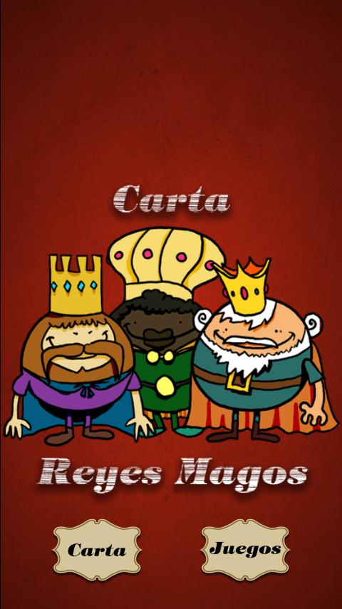 iCarta Reyes Magos- screenshot