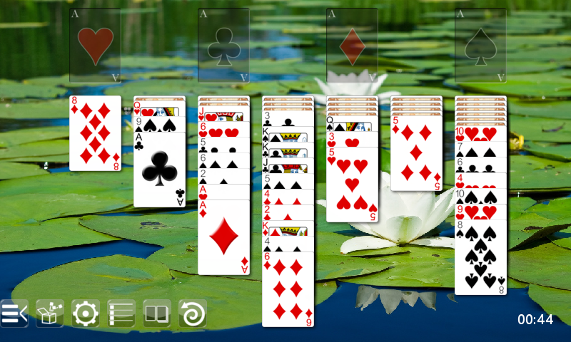 Yukon Solitaire - screenshot