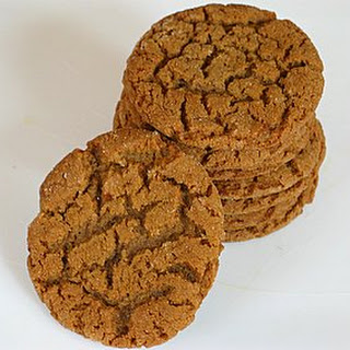 Ginger Cookies No Butter Recipes.
