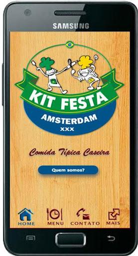 Kit Festa Amsterdam