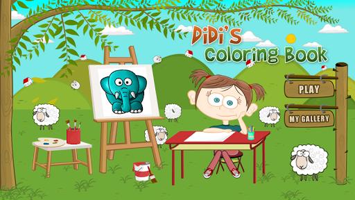 Didi's Coloring Book