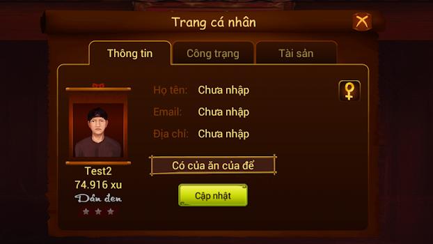 Chắn Vạn Văn - Chan Online