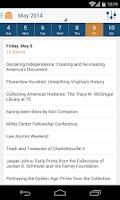 Screenshot of University of Virginia (UVA)