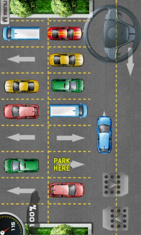 Parking King - screenshot