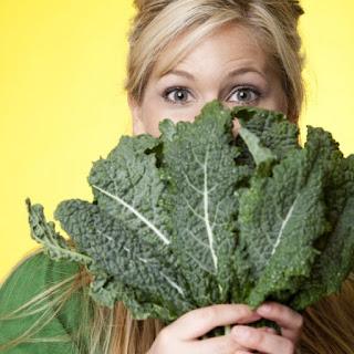 Vegan Kale Spice Cake