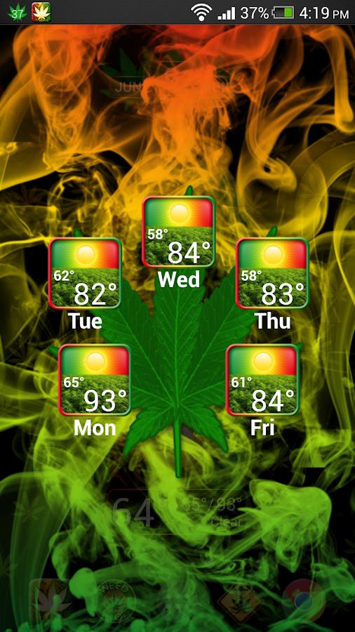 Weed Widget Pack - screenshot