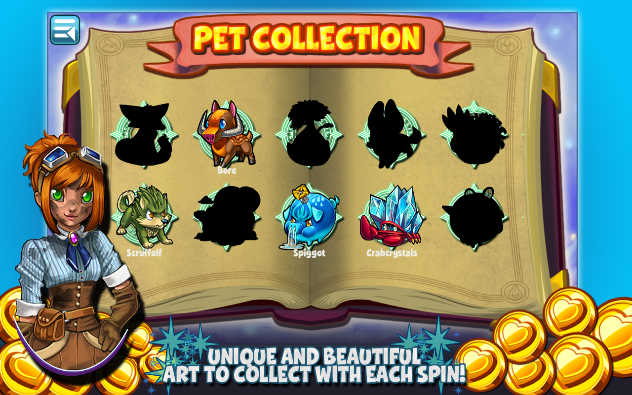 Magic Slots - slot machines- screenshot