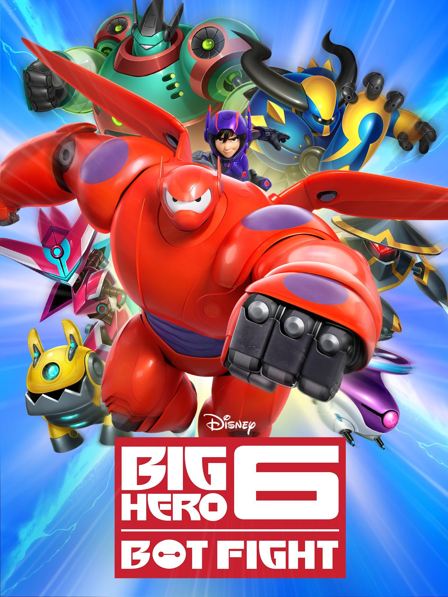 Big Hero 6 Bot Fight screenshot #12