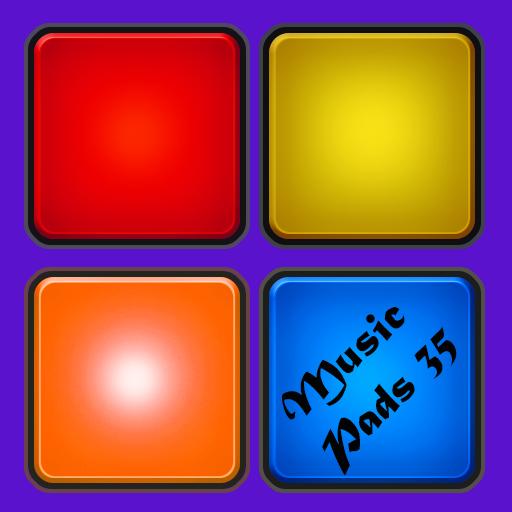 音樂App|音楽パッド35 LOGO-3C達人阿輝的APP