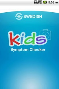 Swedish Kids Symptom Checker - screenshot thumbnail