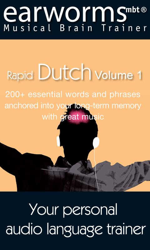 Earworms Rapid Dutch Vol.1- screenshot