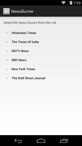 NewsBurner
