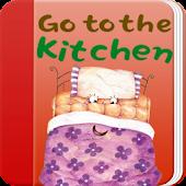리틀잉글리시-Go to the Kitchen(5세용)