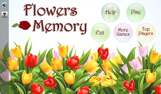 Flowers Memory