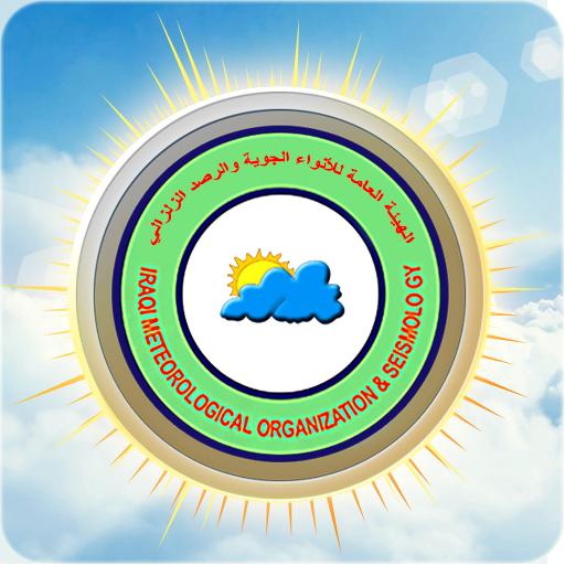 الأنواء والرصد الزلزالي العراق LOGO-APP點子