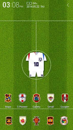 Viva Football Atom Theme