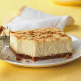 PHILLY Lemon Cheesecake.