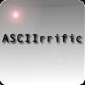 ASCIIrrific logo