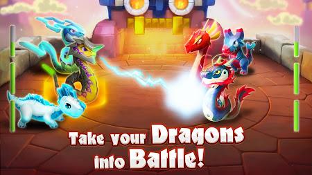 Dragon Mania Legends 1.4.1a screenshot 4404