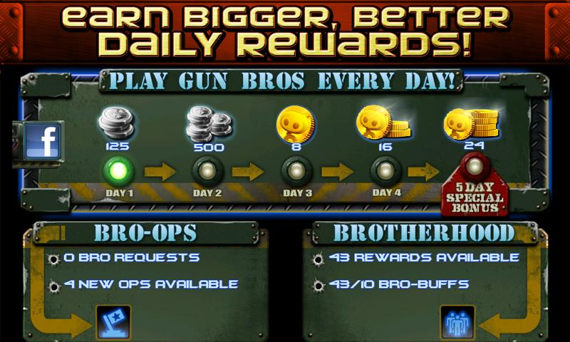 GUN BROS MULTIPLAYER- screenshot