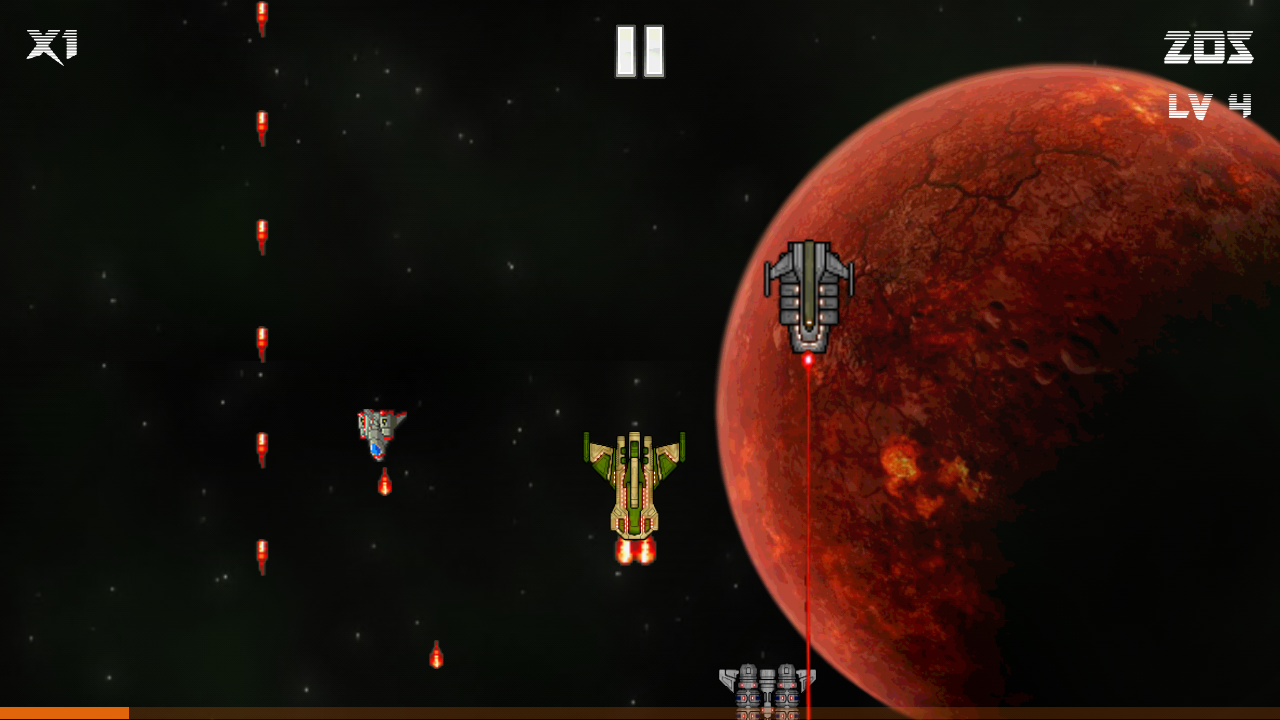 Space Shooter 90- screenshot