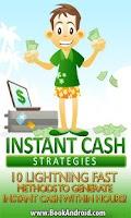 Screenshot of Instant Cash
