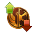 Unofficial SWTOR Server Status icon