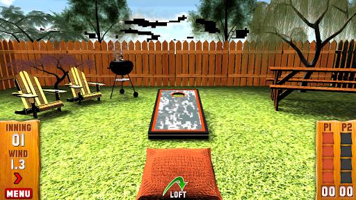 Cornhole Ultimate: 3D Bag Toss Screenshot