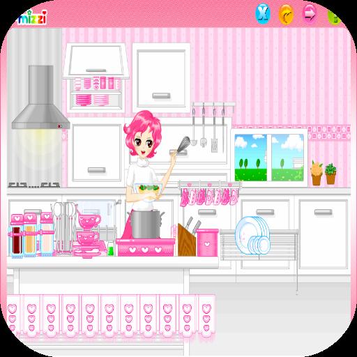 เกมส์แต่งห้องครัว 休閒 App LOGO-APP試玩