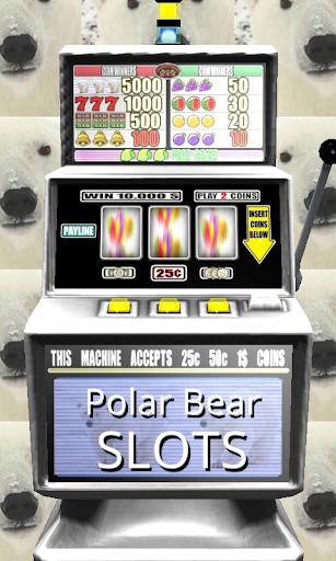 3D Polar Bear Slots - Free