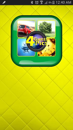 4 Pics Guess