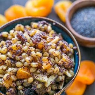 Kutia Recipe (Sweet Wheat Berry Pudding)