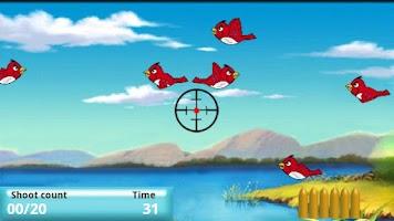 Screenshot of Shoot the Birds - Free