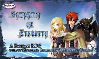 Screenshot of RPG Symphony of Eternity