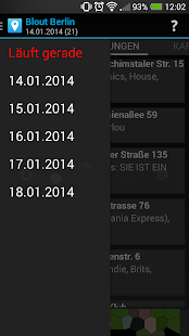 Berlin Clubs, Party & Open Air - screenshot thumbnail