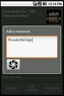 AndroBlip - screenshot thumbnail