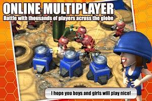 Screenshot of Great Big War Game