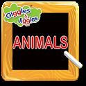 Animals for Kids - LKG GK